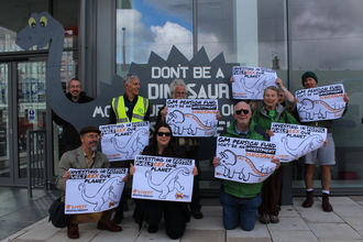 Divest the Greater Manchester Pension Fund