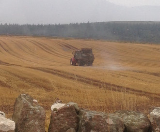 Stop the use of human waste based fertilisers on East Lothian farmland !