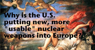 No U.S. Nuclear Weapons in Europe