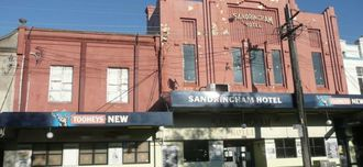 Save Our Sando (and the live music industry)