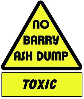 STOP THE INCINERATOR BOTTOM ASH PLANT
