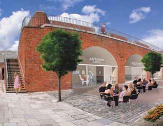 ENHANCE OLD PORTSMOUTH'S HISTORIC ARCHES