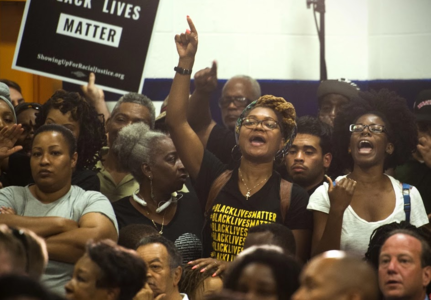Protect DC's Black Communities from Police Violence: Say NO to Mayor Bowser's Crime Bill