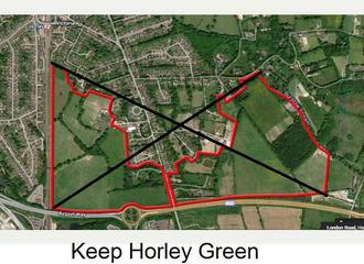 Keep Horley Green