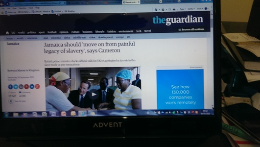 Rein-in reckless reparations reporting Guardian!