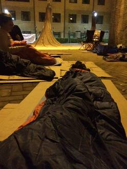City of Bradford: Open Empty Buildings as Winter Shelters