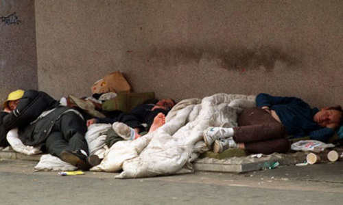 Sheffield City Council: Open Empty Buildings as Winter Shelters