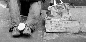 Open up Empty buildings in Kent for the homeless this winter