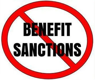 Image result for sanctions dwp