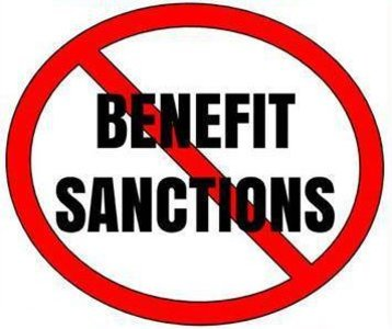 Image result for benefit sanctions uk