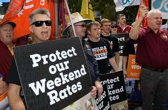 Protect Our Penalty Rates: Michael Sukkar