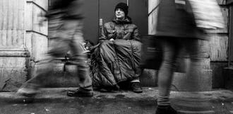 Open up empty buildings to shelter the homeless in UK this Winter