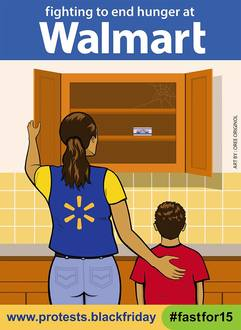 Walmart wages violate our core moral values