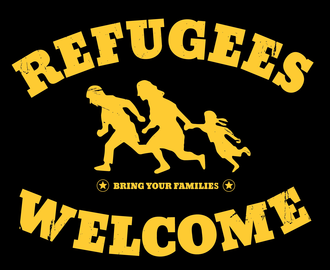 Respond to Paris attacks by welcoming Syrian refugees