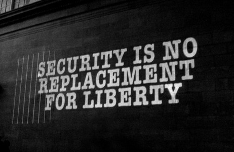 Tell national security and surveillance not to further limit civil liberties.