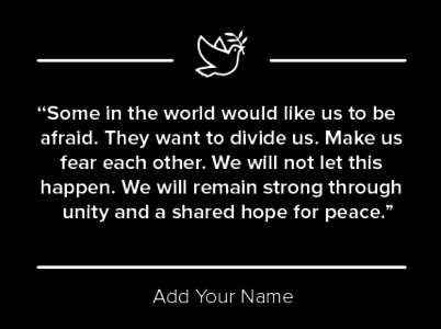Statement of Unity