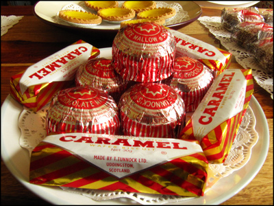 Tunnock's Stop Using Palm Oil