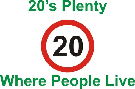 Safer, people-friendly streets for Wandsworth - 20mph is Plenty