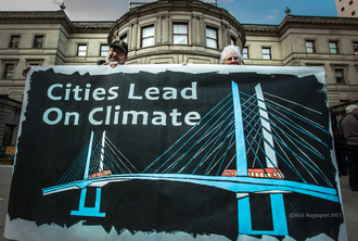 No New Fossil Fuel Infrastructure in Seattle
