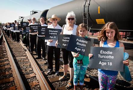 No New Fossil Fuel Infrastructure in Richmond, CA