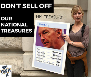 Don't sell off Channel 4