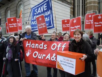Jeremy Hunt: Axe the hospital closure clause