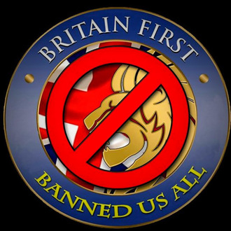 Ban Britain First from Facebook