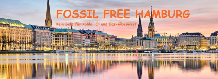 Fossil Free Hamburg - Offener Brief