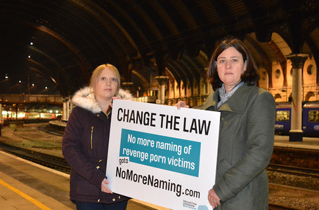 Change The Law: No More Naming of Revenge Porn Victims
