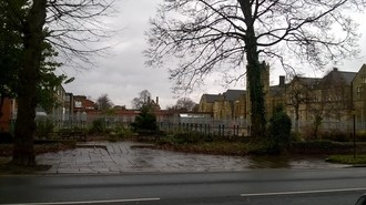 The Friends of Clayton Square, St Johns, Wakefield