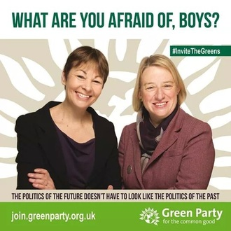 Don't exclude the Greens
