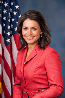 Rep. Tulsi Gabbard, keep Speaking Truth to Power