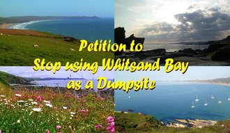Stop using Whitsand Bay as a Dumpsite