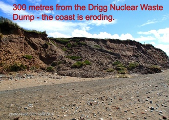 Lock the Gate on Drigg -No More Nuclear Waste