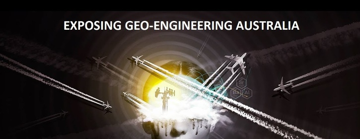STOP GEO-ENGINEERING OUR AUSTRALIAN SKIES
