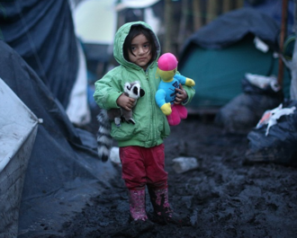 Bring Europe's Unaccompanied Refugee Children to the UK Now