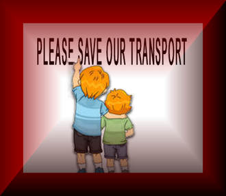 Protect Our Invaluable  School Transport Service