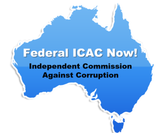 We NEED a FEDERAL ICAC NOW