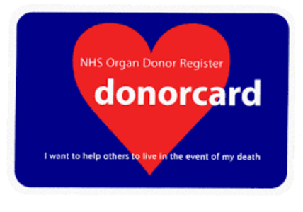 Opt out organ donation