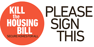 STOP THE HOUSING BILL!