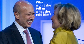 Make Public the Transcript and Video of Hillary's Speeches to Goldman Sachs