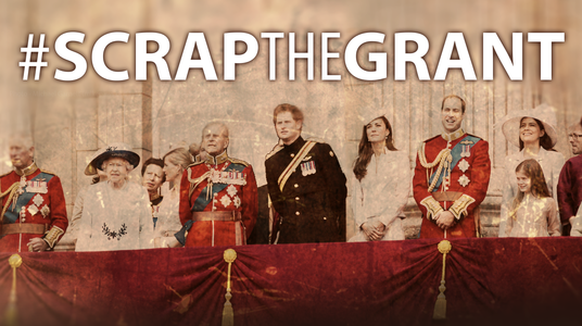 End the Royal Expenses Scandal — Scrap The Sovereign Grant