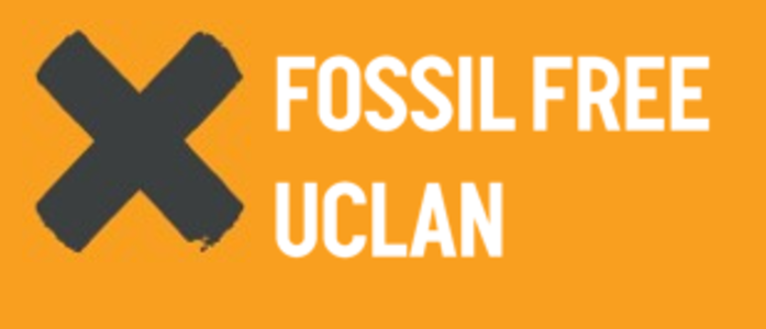 Make UCLan Fossil Free