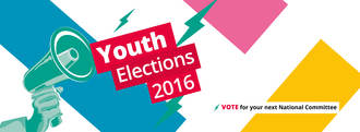 Launch a crowdfunding campaign to get delegates to Young Labour Conference #YL16