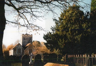 PLEASE HELP CHARLWOOD PROTECT ITS CHURCHYARD AND SURROUNDING GARDENS FROM CHEMICAL CONTAMINATION