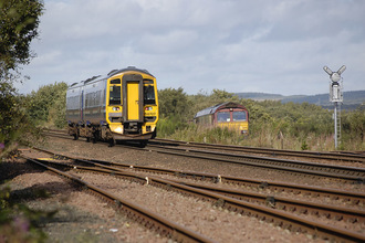 Re-instate the Leven rail link NOW!