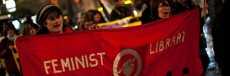 Save the Feminist Library from Eviction!