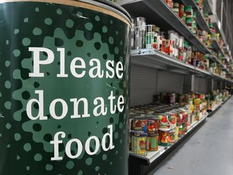 Asda should reinstate charity and food bank collections
