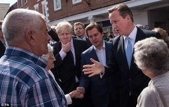 Call for by-elections in Newark, Clacton and Rochester and Strood after Tory fraud