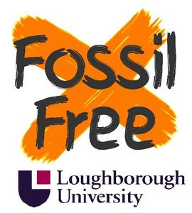 Divest money from fossil fuels Loughborough University!